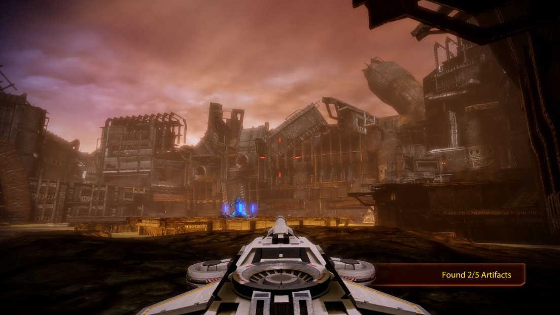 Mass Effect 2 screenshot 1