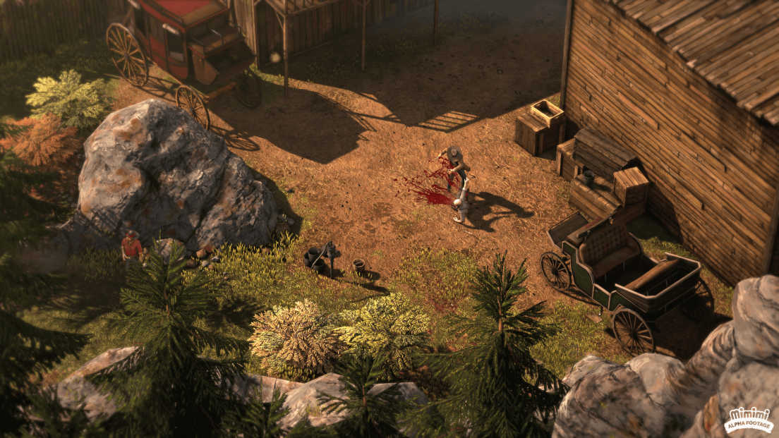 Desperados III screenshot 1