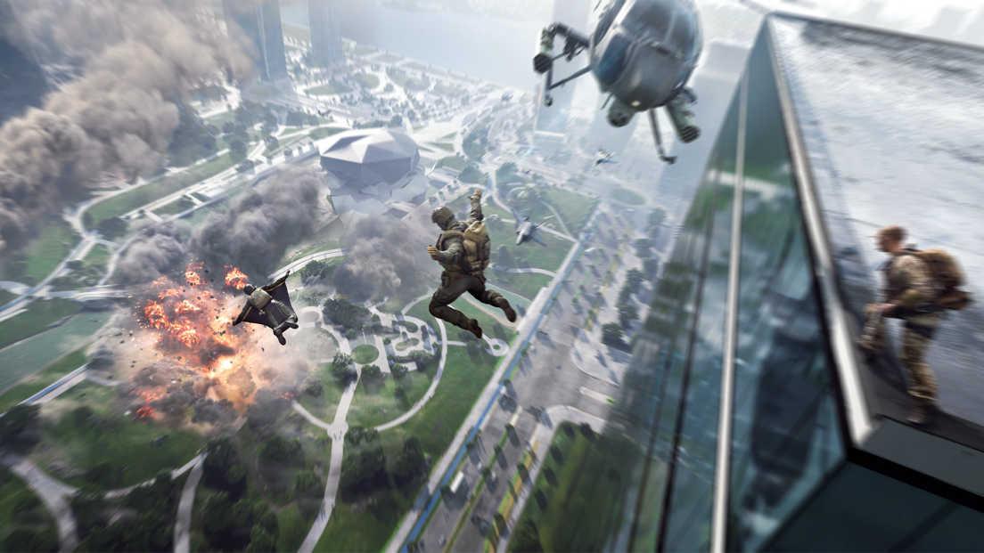 Battlefield 2042 screenshot 2