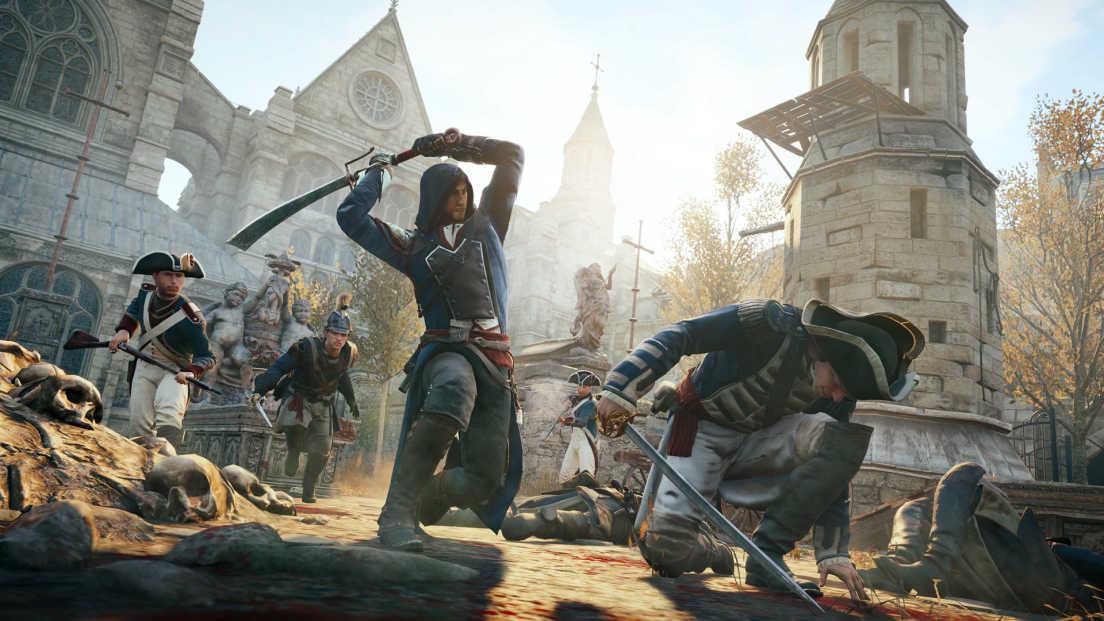 Assassin's Creed: Unity screenshot 2