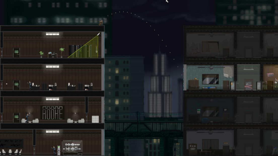 Gunpoint screenshot 1