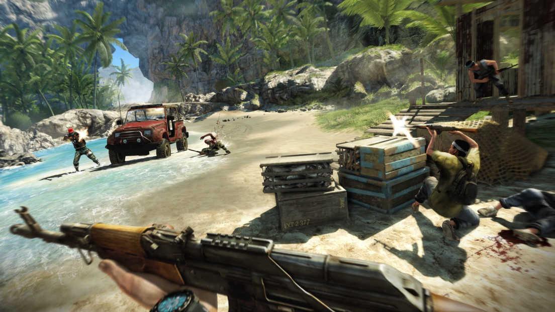 Far Cry 3 screenshot 2