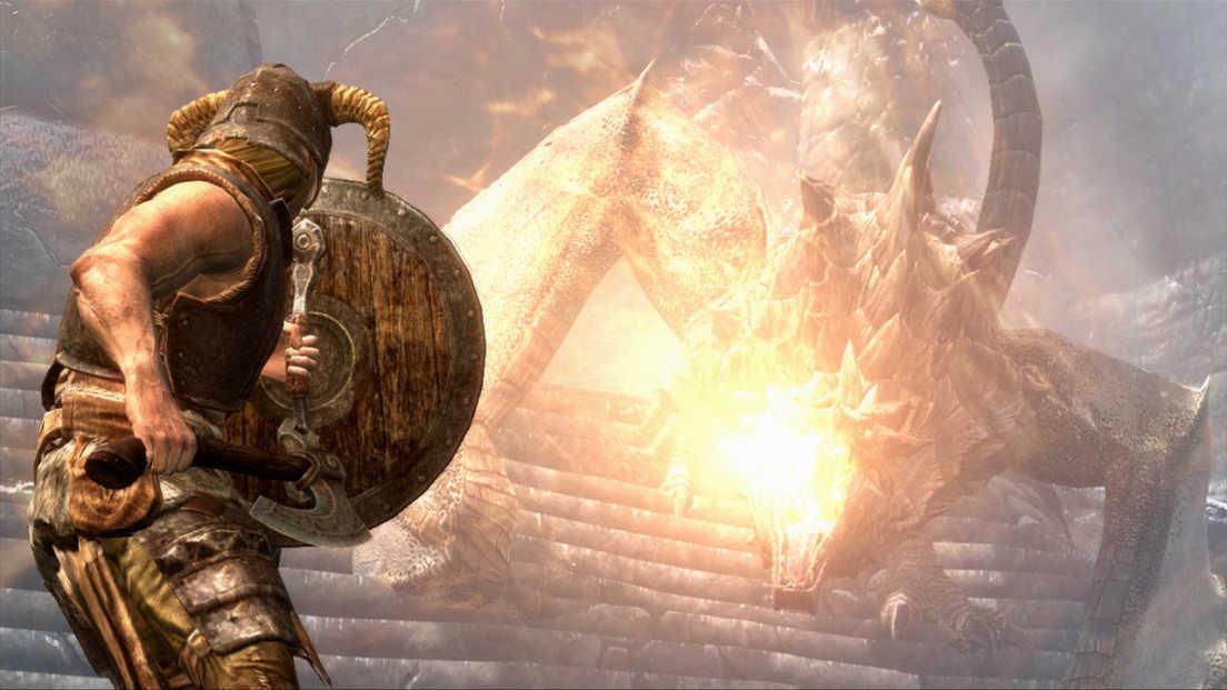 The Elder Scrolls V: Skyrim screenshot 2