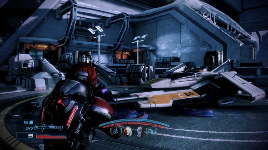 Mass Effect 3 screenshot 2