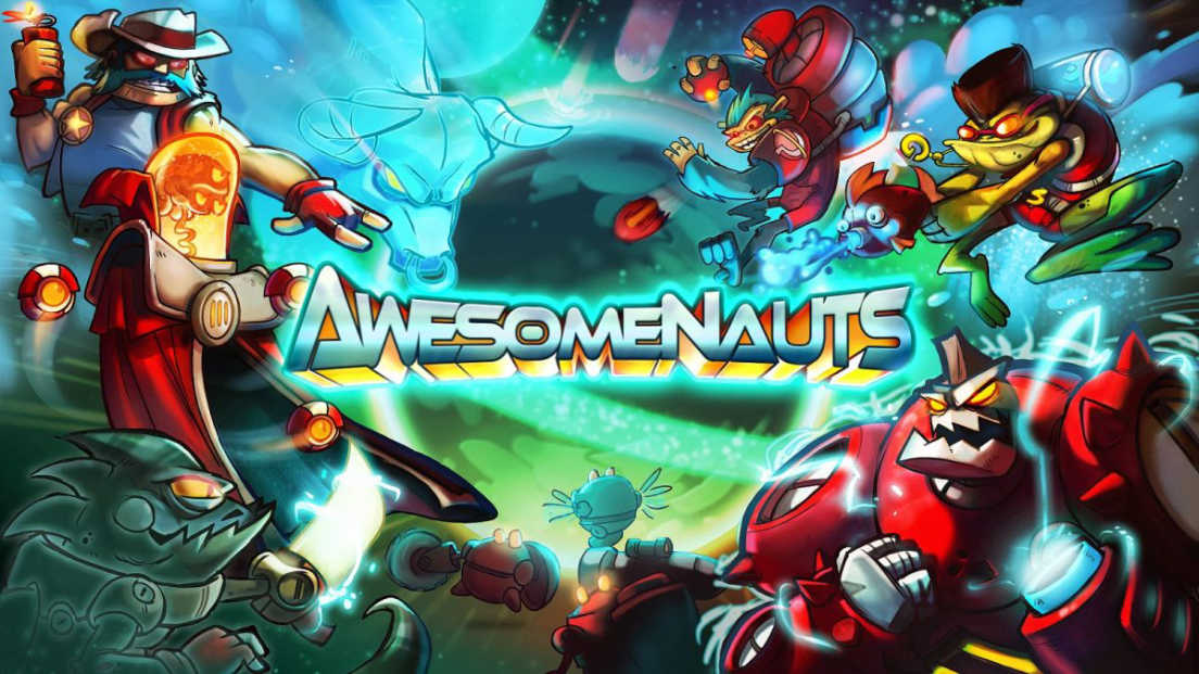 Awesomenauts Assemble! screenshot 2
