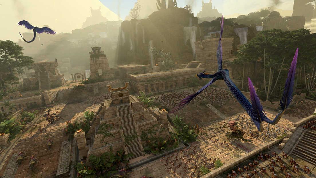 Total War: Warhammer II - The Silence & The Fury screenshot 2