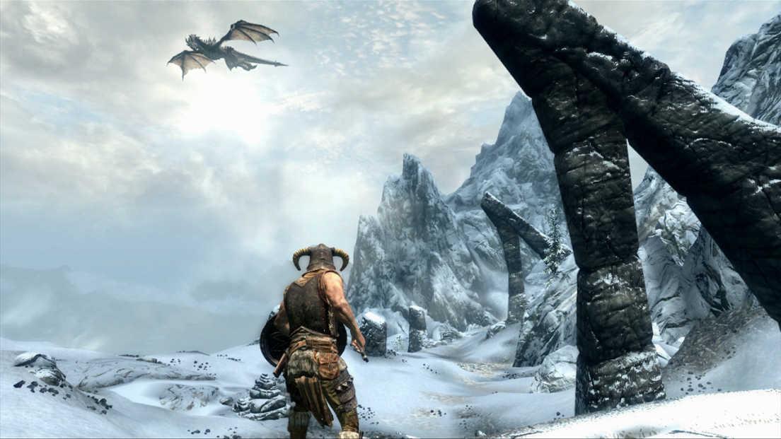 The Elder Scrolls V: Skyrim screenshot 1