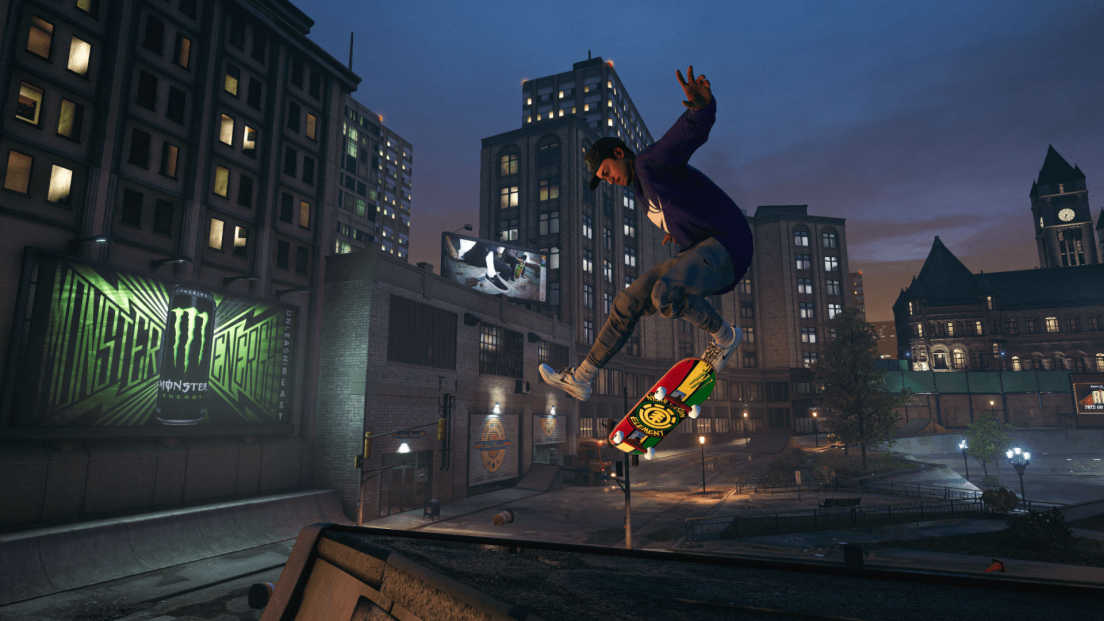 Tony Hawk's Pro Skater 1+2 screenshot 1