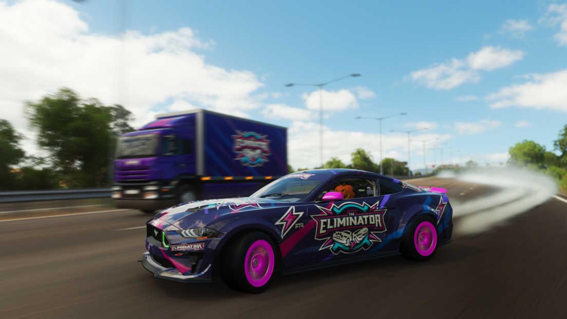Forza Horizon 4 screenshot 2