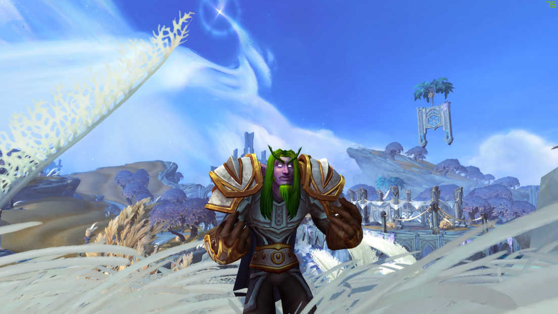World of Warcraft: Shadowlands screenshot 2