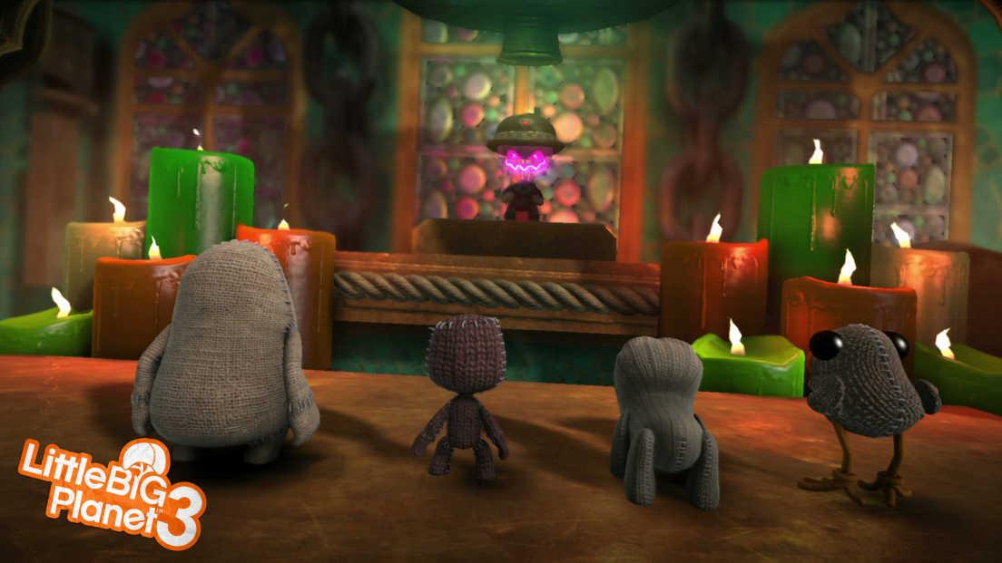 LittleBigPlanet 3 screenshot 3