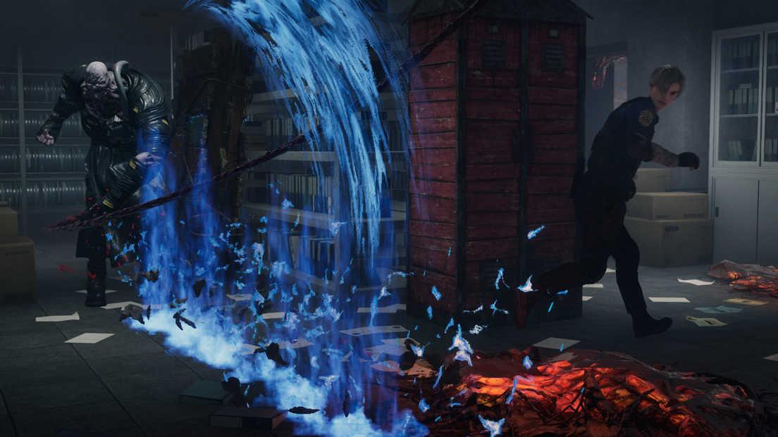 Dead by Daylight - Resident Evil Chapter screenshot 1