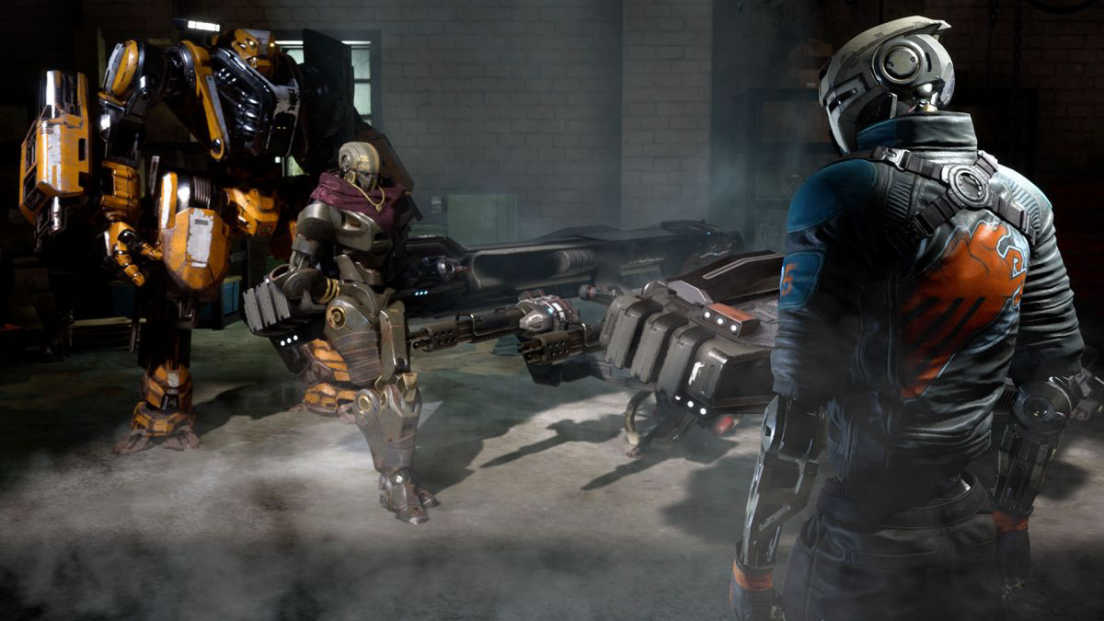 Disintegration screenshot 3