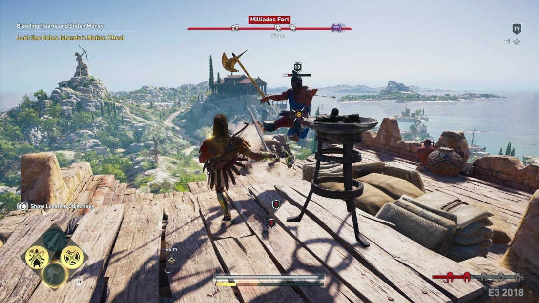 Assassin's Creed: Odyssey screenshot 1
