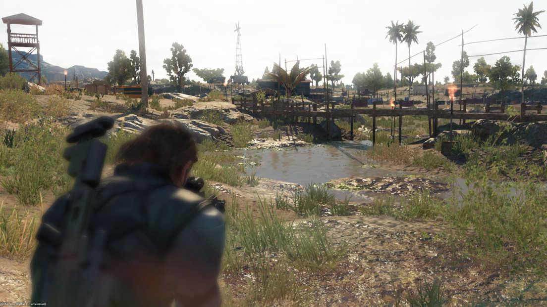 Metal Gear Solid V: The Phantom Pain screenshot 2