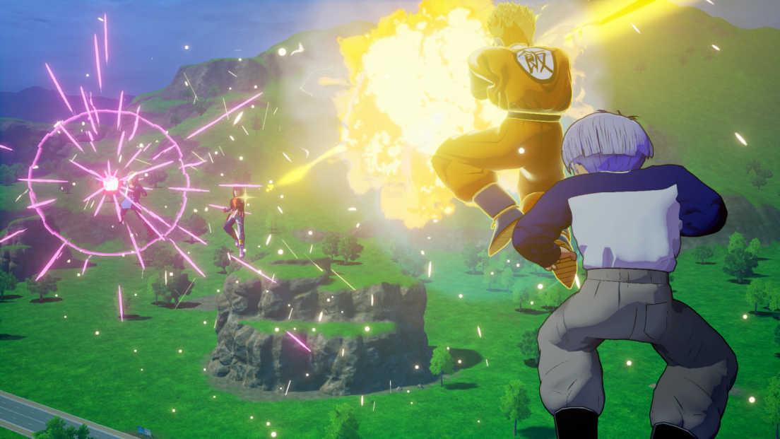 Dragon Ball Z: Kakarot - Trunks: The Warrior Of Hope screenshot 1