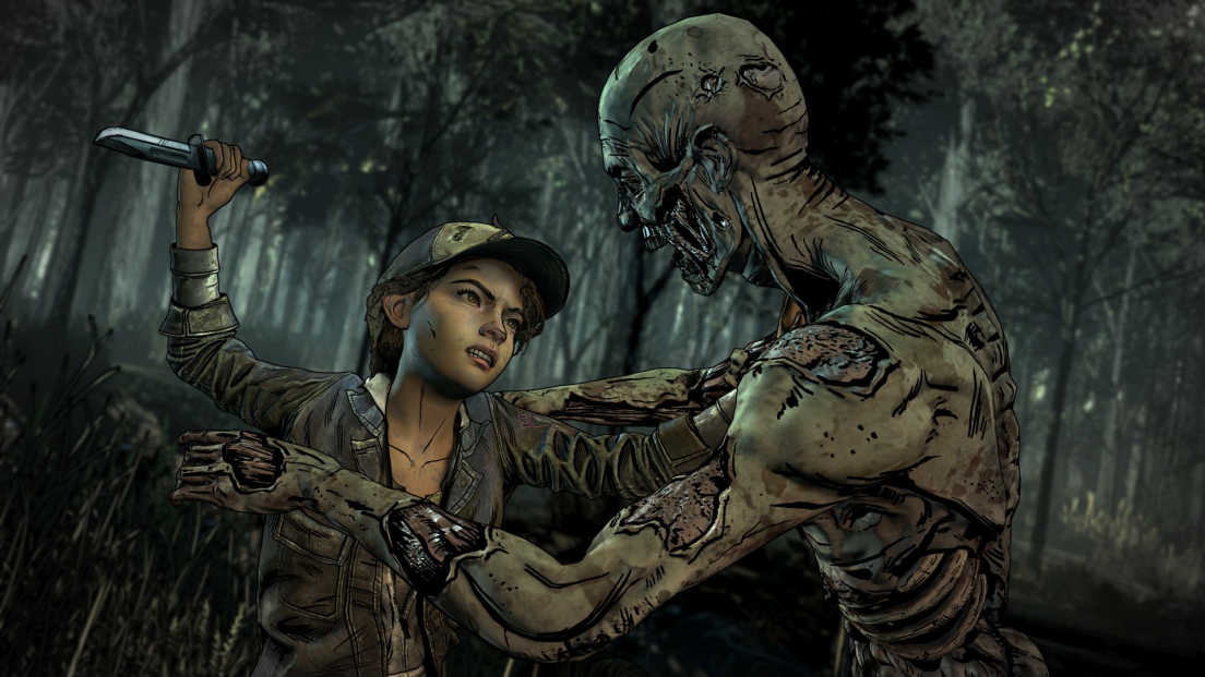 The Walking Dead: The Final Season screenshot 2