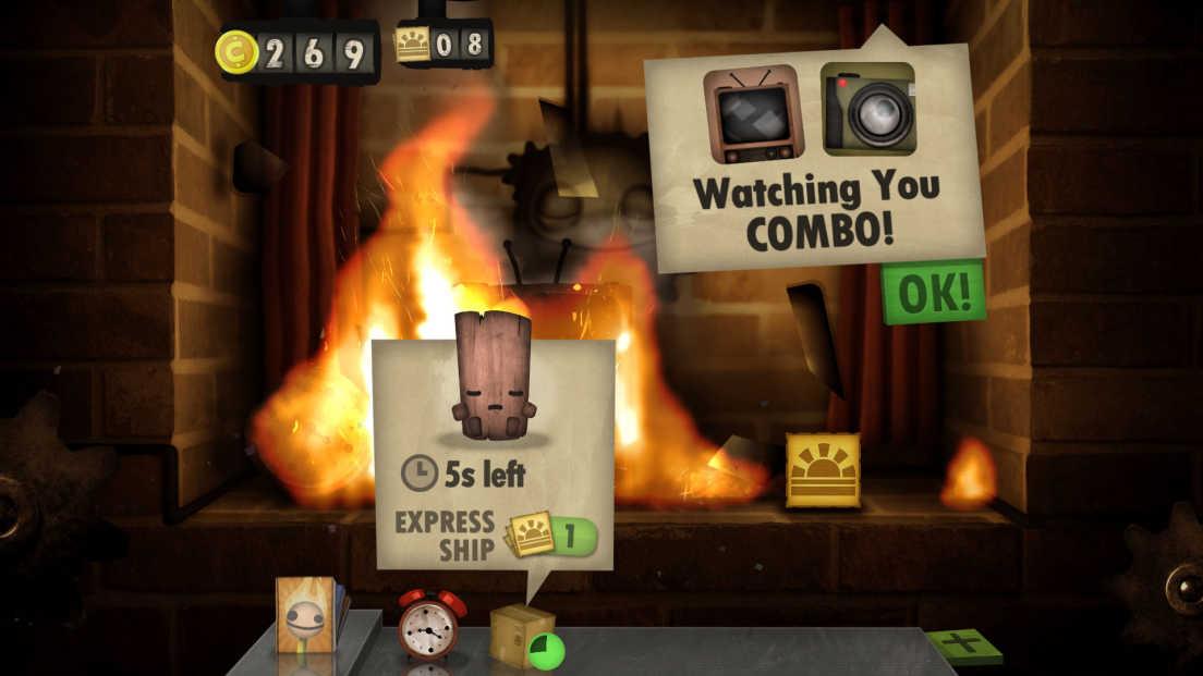 Little Inferno screenshot 3