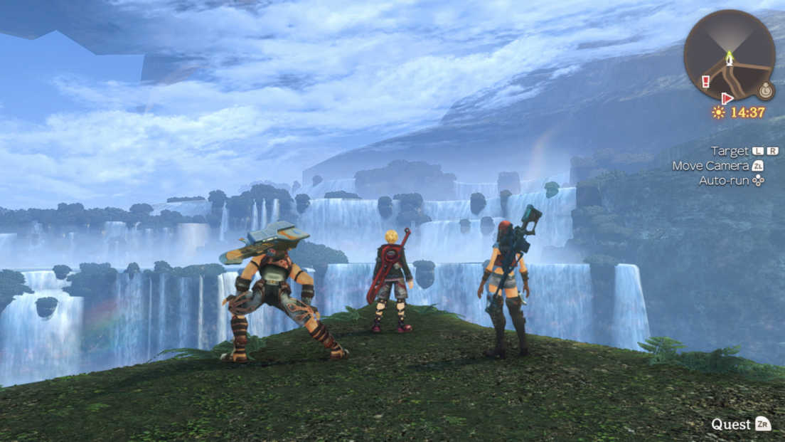 Xenoblade Chronicles: Definitive Edition screenshot 2