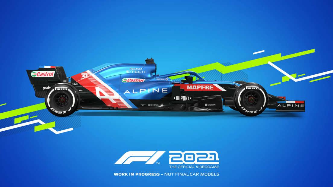 F1 2021 screenshot 2