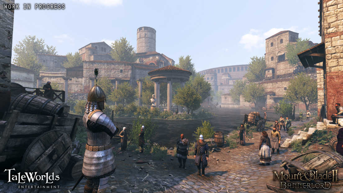 Mount & Blade II: Bannerlord screenshot 2