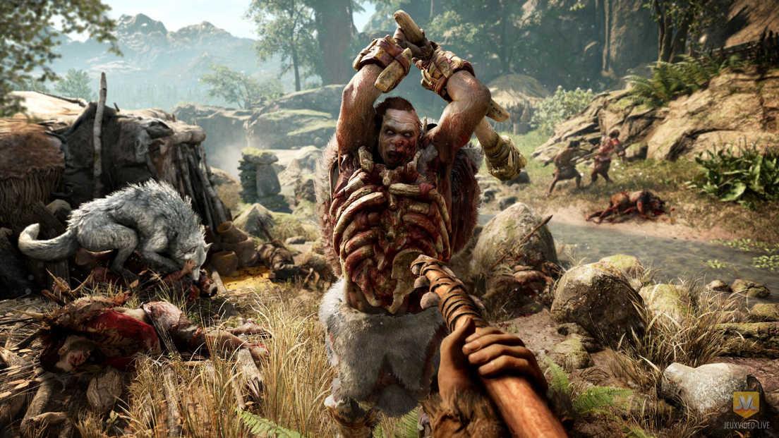 Far Cry: Primal screenshot 1