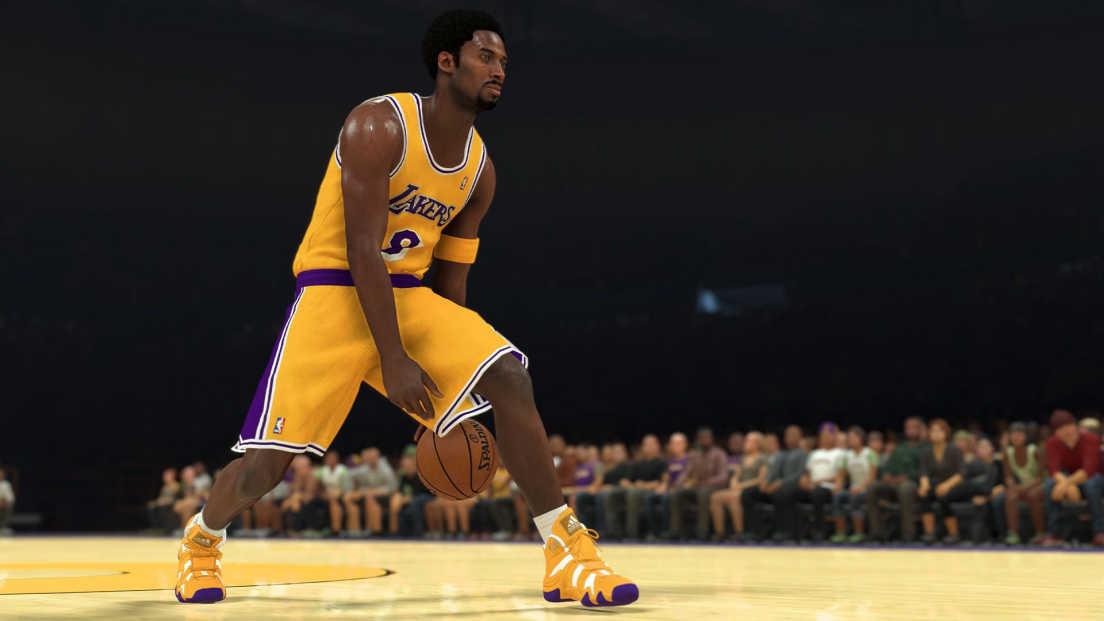 NBA 2K22 screenshot 1