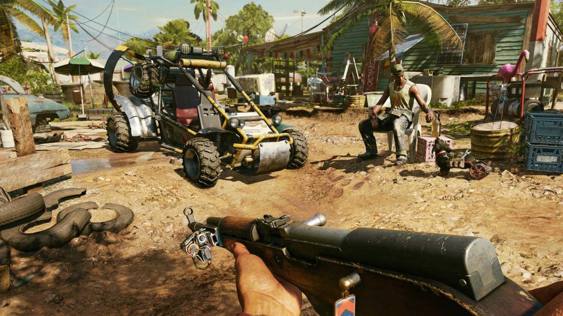 Far Cry 6 screenshot 1