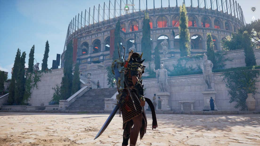 Assassin's Creed: Origins screenshot 1