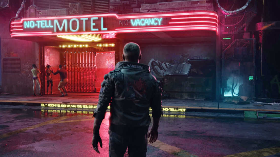 Cyberpunk 2077 screenshot 2