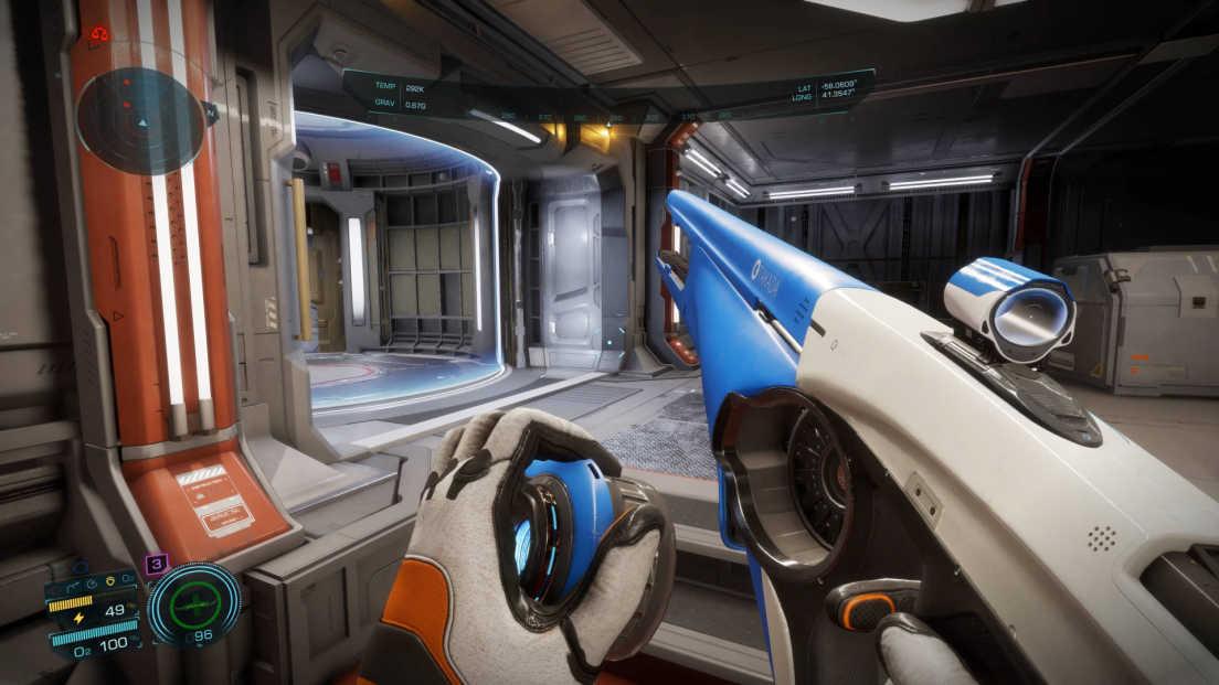 Elite Dangerous: Odyssey screenshot 2