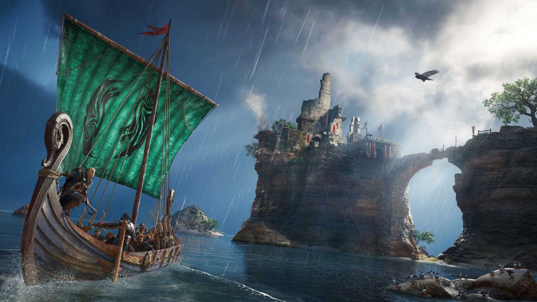 Assassin's Creed Valhalla Season Pass screenshot 1