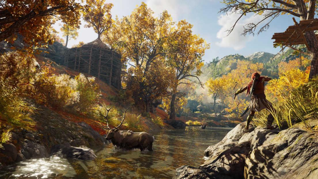 Assassin's Creed: Odyssey screenshot 2