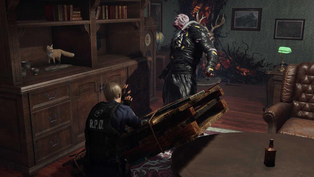 Dead by Daylight - Resident Evil Chapter screenshot 2