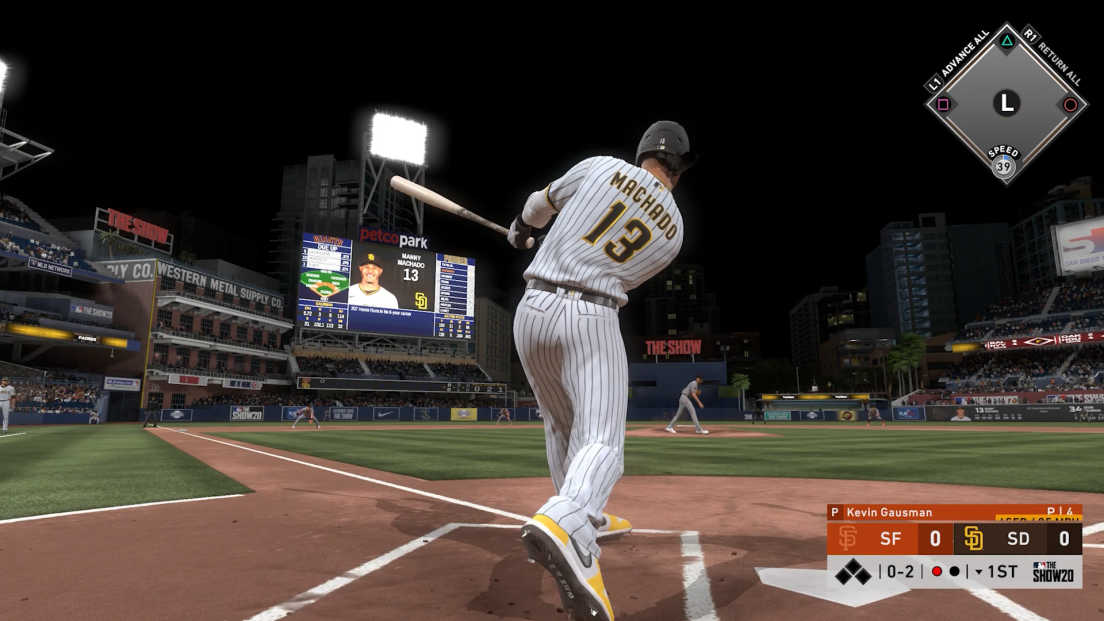 MLB The Show 21 screenshot 1