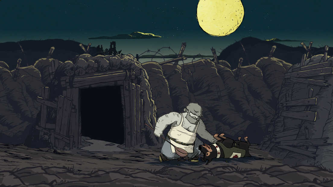 Valiant Hearts: The Great War screenshot 2