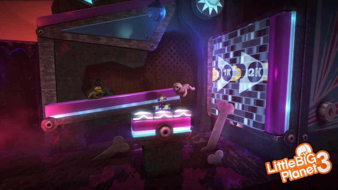LittleBigPlanet 3 screenshot 2