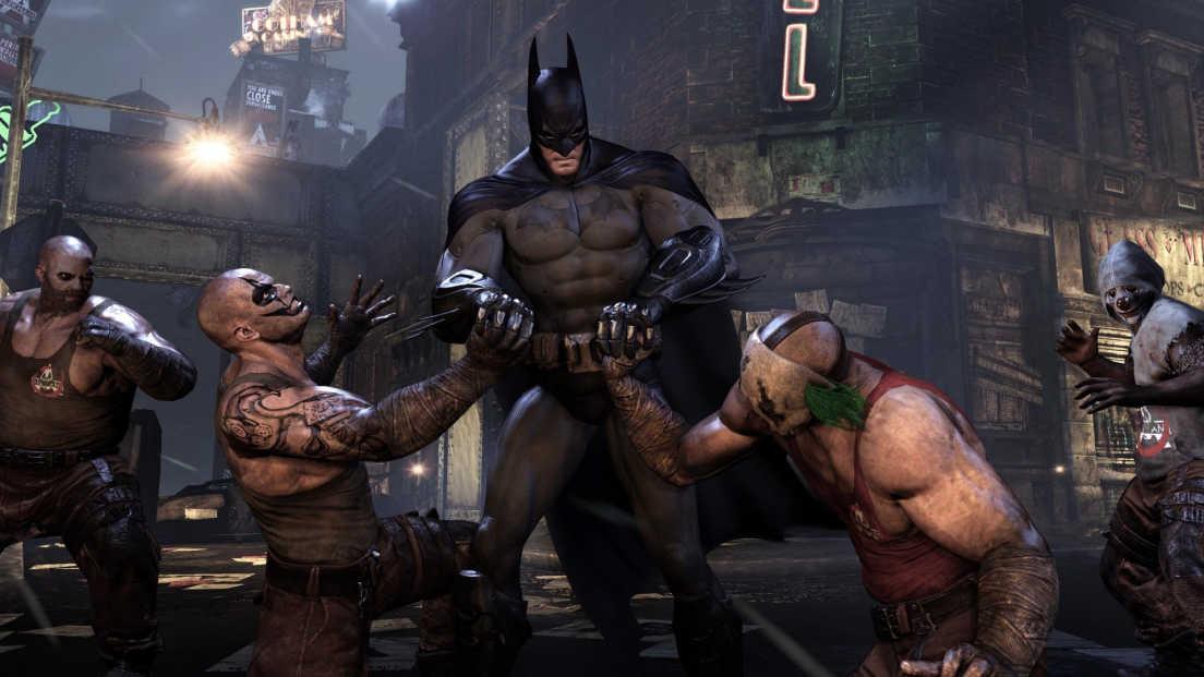 Batman: Arkham City screenshot 2