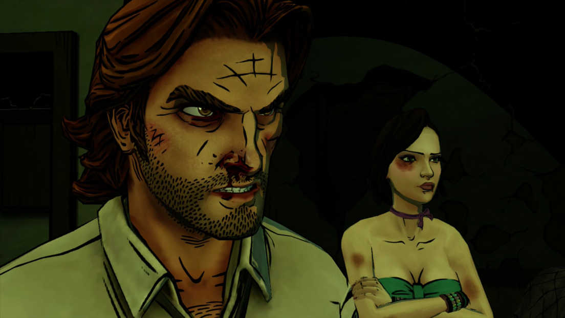 The Wolf Among Us screenshot 2