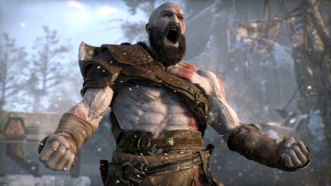 God of War screenshot 2