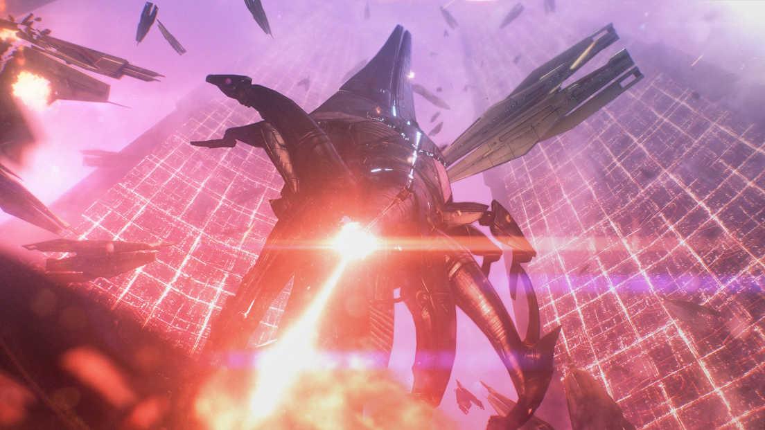 Mass Effect Legendary Edition screenshot 1