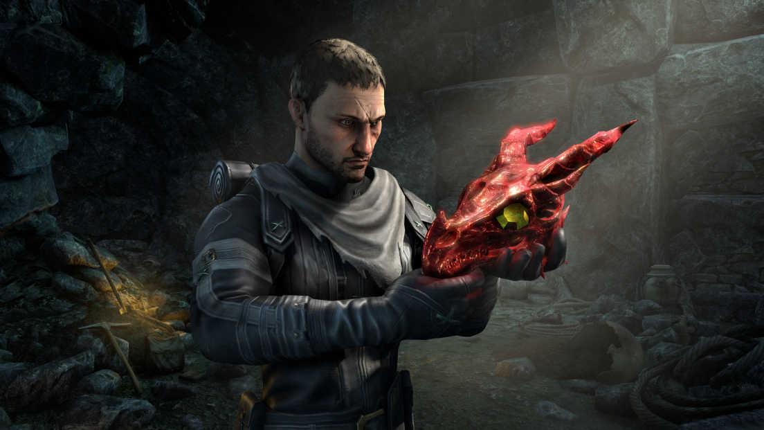 The Elder Scrolls Online: Greymoor screenshot 1