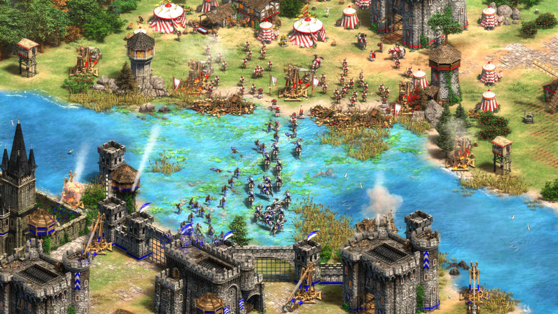 Age of Empires II: Definitive Edition screenshot 2