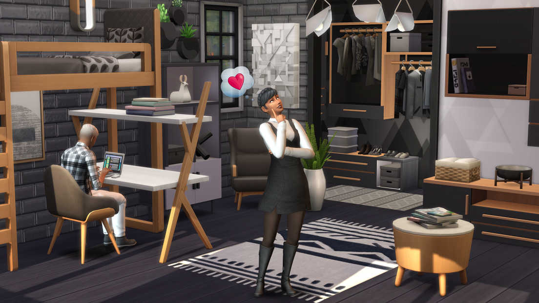 The Sims 4 Dream Home Decorator screenshot 2