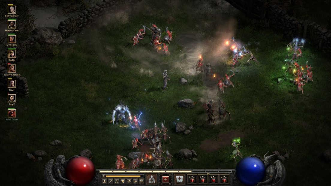 Diablo II: Resurrected screenshot 2