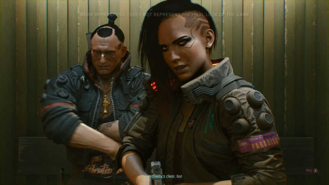 Cyberpunk 2077 screenshot 1