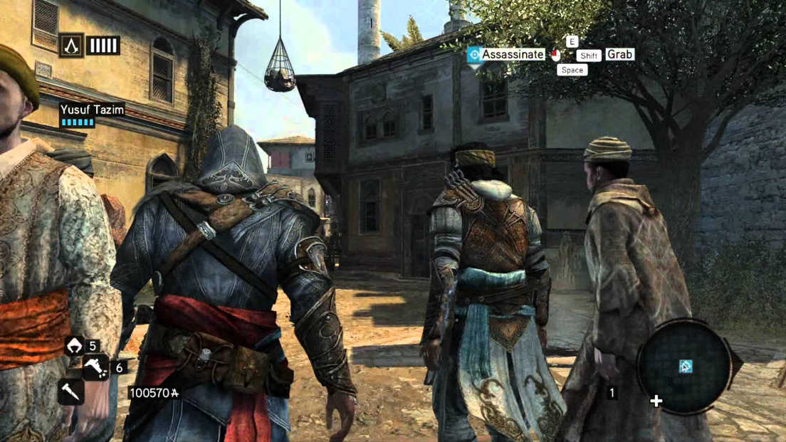 Assassin's Creed: Revelations screenshot 1