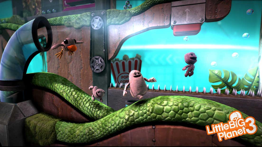 LittleBigPlanet 3 screenshot 1