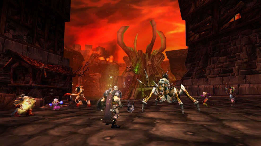 World of Warcraft: Shadowlands screenshot 3
