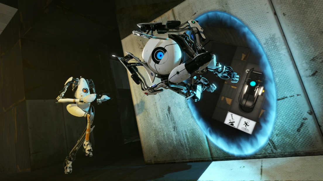 Portal 2 screenshot 2